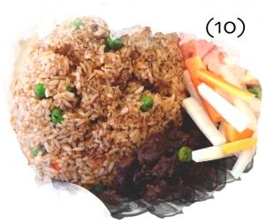 Winter Break Food Adventures | Fried Rice