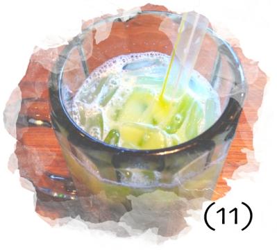 Winter Break Food Adventures | Honeydew Milk Tea