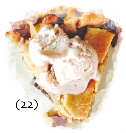 Winter Break Food Adventures | Apple Pie