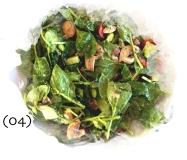 Winter Break Food Adventures | Coolgreens Salad