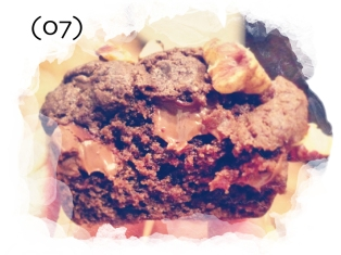 Winter Break Food Adventures | Brownie Bites