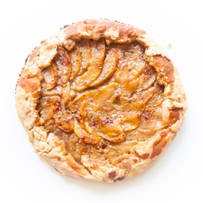 Easy Vegan Apple Galette