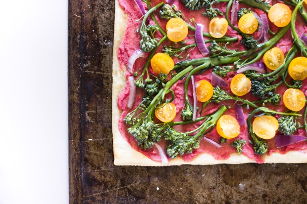 Spring Brunch Tart | plantcrush.co