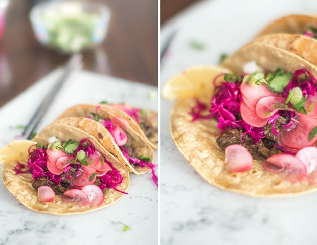 Vegan Bulgogi Fusion Tacos  | plantcrush.co