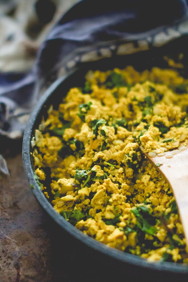Classic Tofu Scramble | plantcrush.co