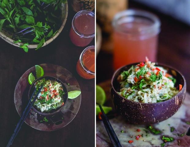 Vietnamese Inspired Mock Tuna Salad   plantcrush.co