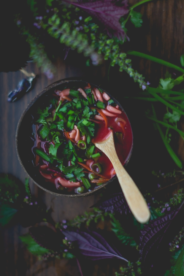 Unicorn Blood Soup | plantcrush.co