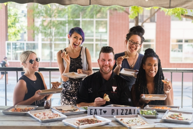Tutta's Vegan Pizza Party | Photo by AKH Digital